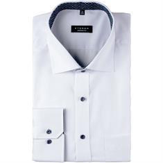 ETERNA Cityhemd- EXTRA langer Arm weiß