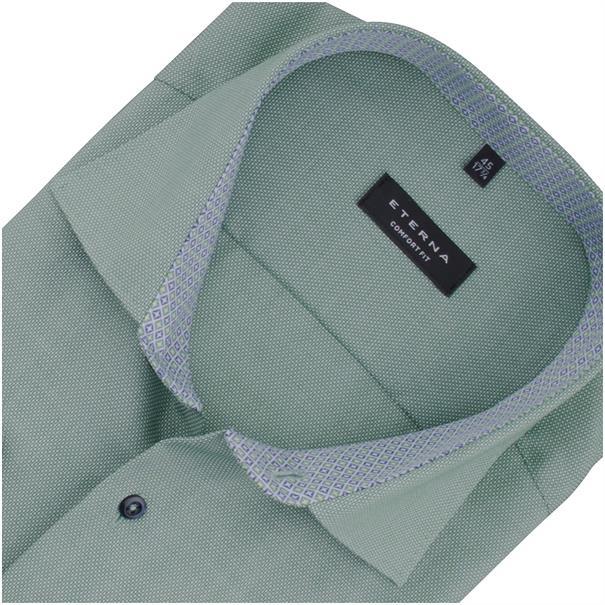 ETERNA Cityhemd grün