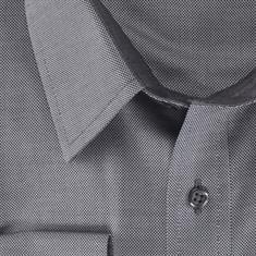 ETERNA Cityhemd grau