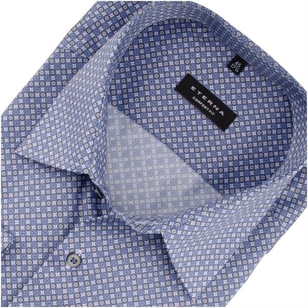ETERNA Cityhemd jeansblau