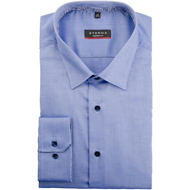 ETERNA Cityhemd - Modern fit hellblau