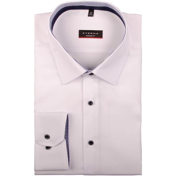 ETERNA Cityhemd - Modern fit weiß