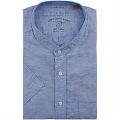 ETERNA halbarm Cityhemd blau