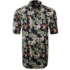 ETERNA halbarm Cityhemd marine