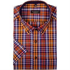 ETERNA halbarm Cityhemd orange