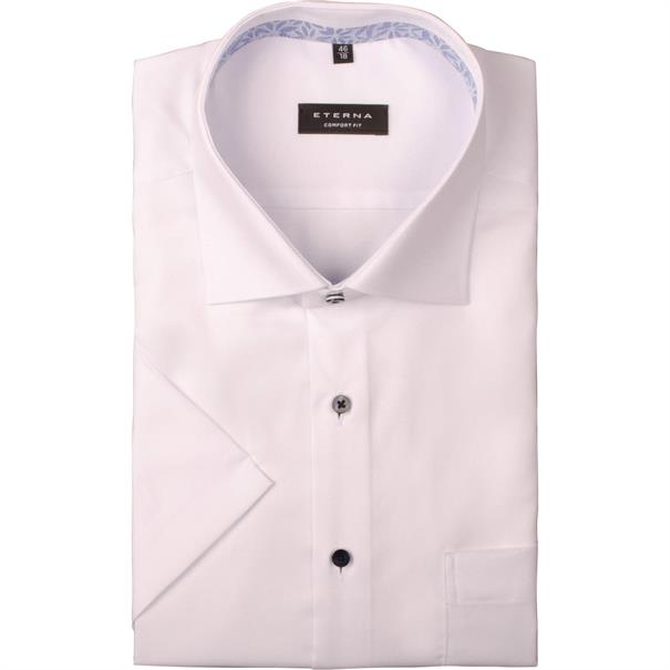 ETERNA halbarm Cityhemd weiß