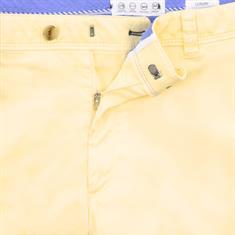 EUREX Baumwollhose gelb