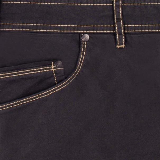 EUREX Baumwollhose jeansblau