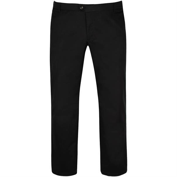 EUREX Baumwollhose schwarz