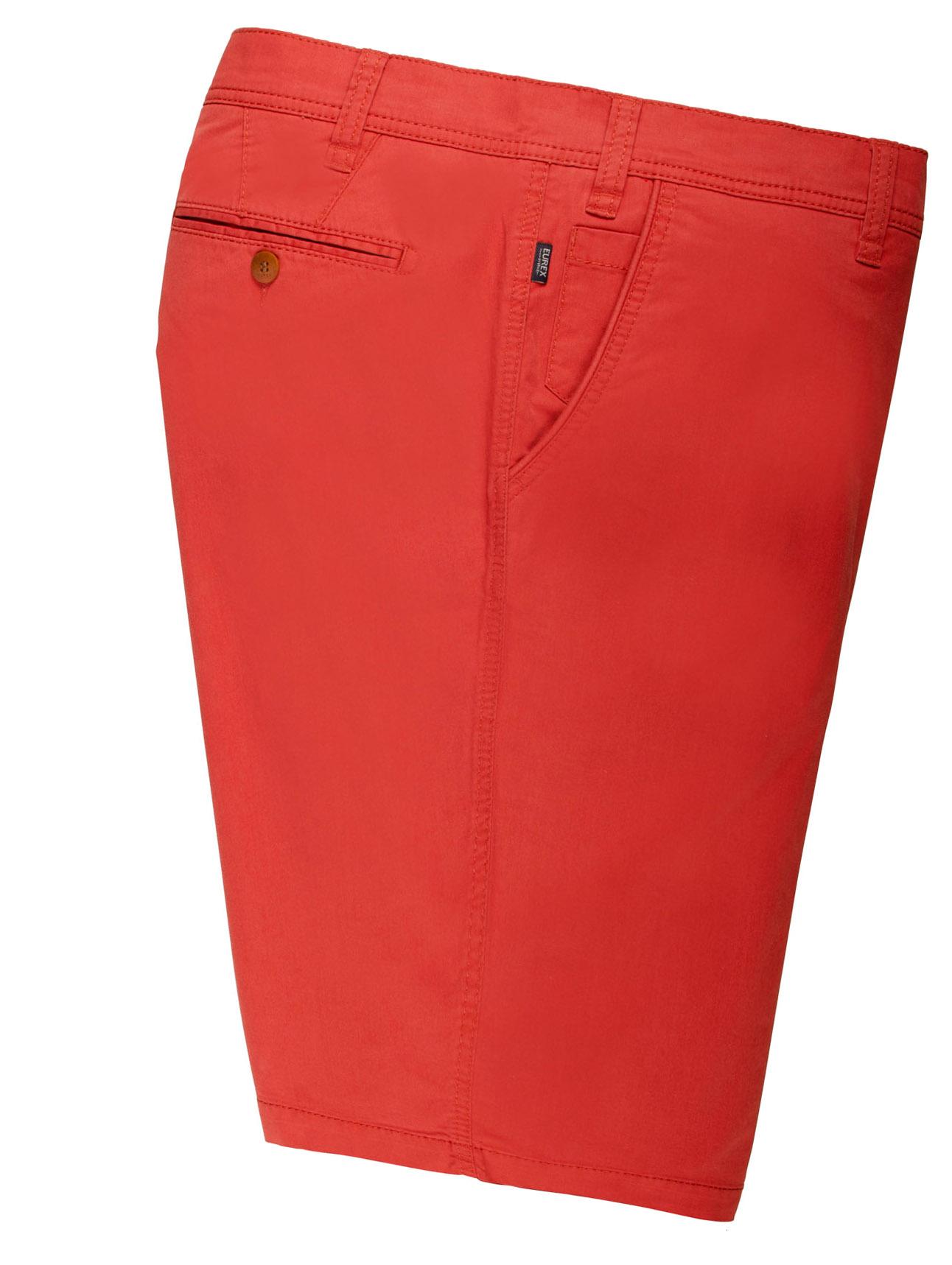 Wählen Sie für echte ein paar Tage entfernt neueste kaufen EUREX BY BRAX Bermuda rot