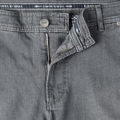 EUREX BY BRAX Jeans grau