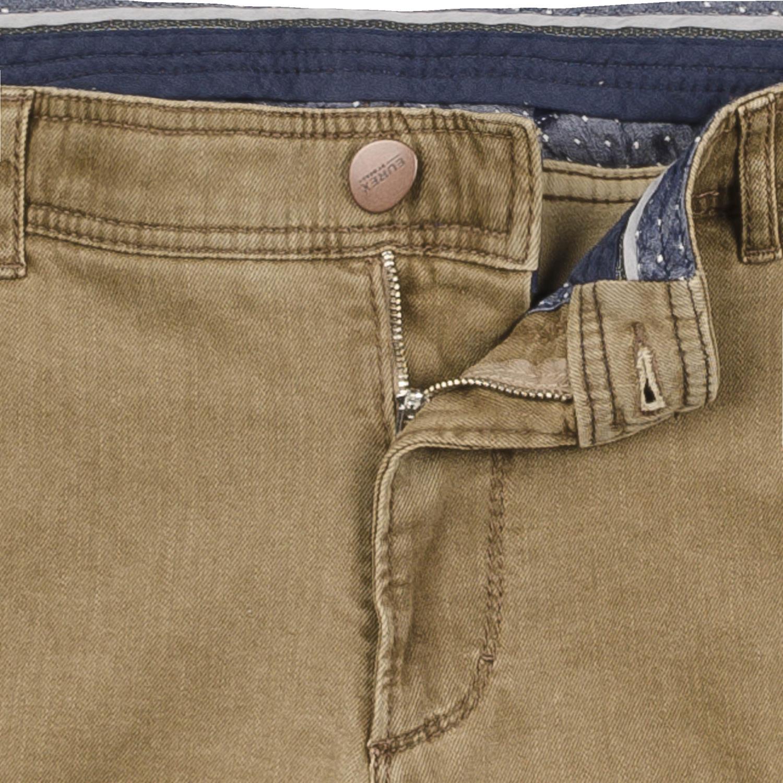 authentische Qualität jetzt kaufen suchen EUREX by BRAX Jeans hellbraun