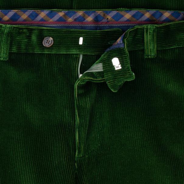 EUREX Cordhose dunkelgrün