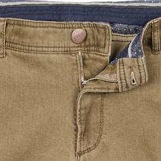 EUREX Jeans hellbraun