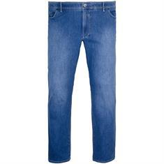 EUREX Jeans mittelblau