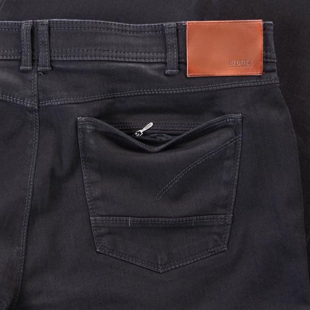 EUREX Jeans schwarz