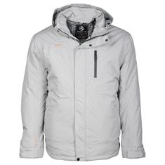 FIRST B Outdoor-Jacke hellgrau