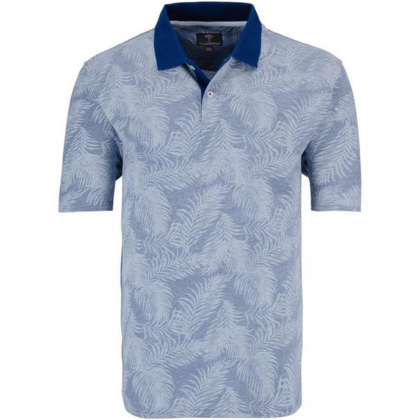 FYNCH HATTON Poloshirt 3XL blau