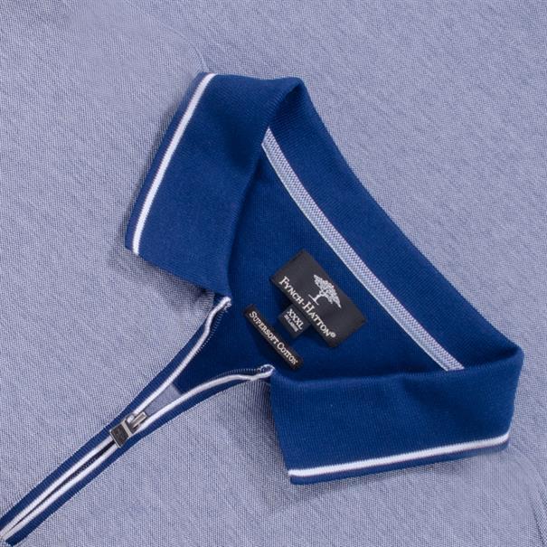 FYNCH-HATTON Poloshirt 3XL blau