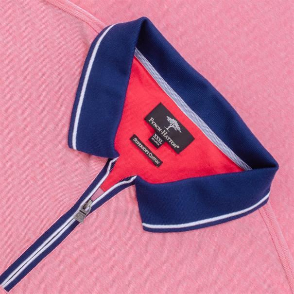 FYNCH-HATTON Poloshirt 3XL rot