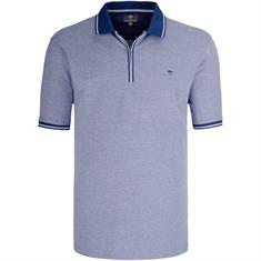 FYNCH-HATTON Poloshirt 4XL - 6XL blau
