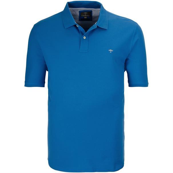 FYNCH-HATTON Poloshirt 4XL - 6XL blau