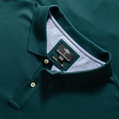 FYNCH-HATTON Poloshirt 4XL - 6XL dunkelgrün