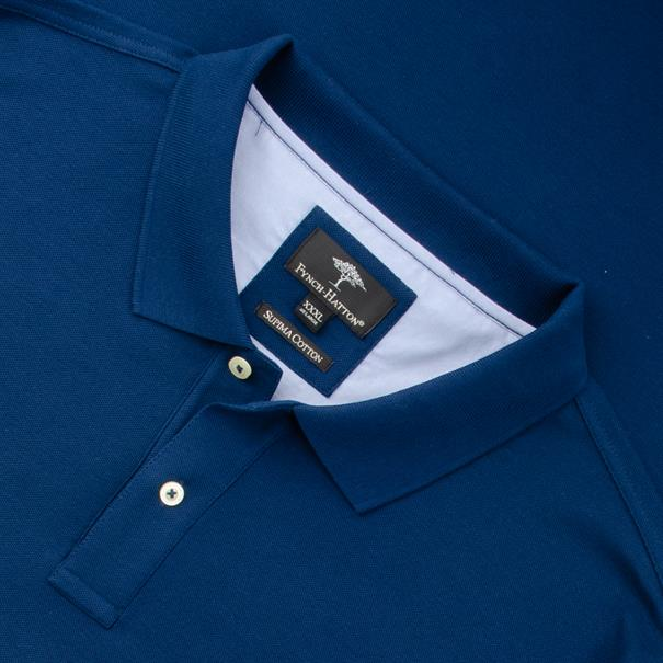 FYNCH-HATTON Poloshirt 4XL - 6XL marine