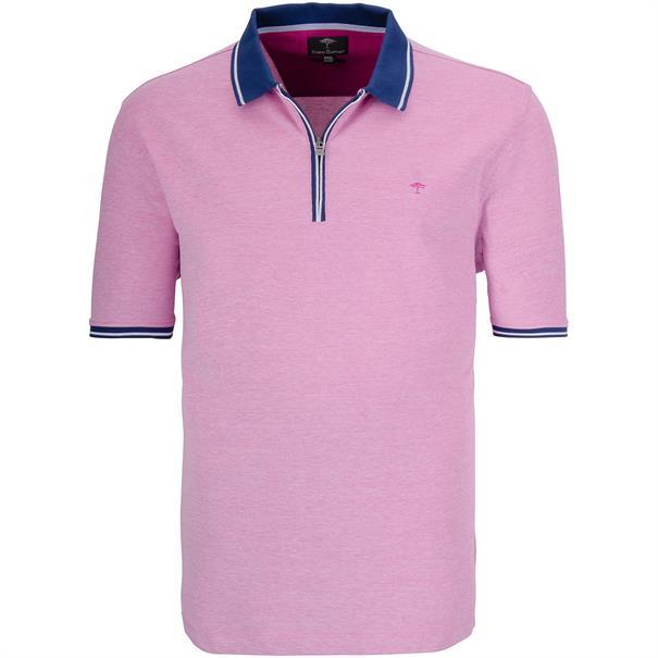 FYNCH-HATTON Poloshirt 4XL - 6XL pink