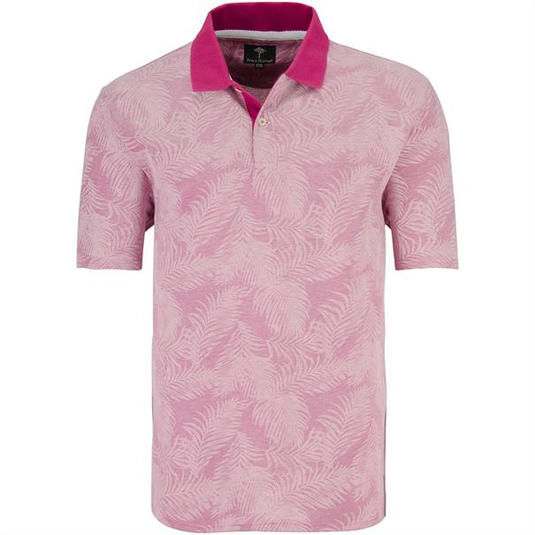 FYNCH HATTON Poloshirt 4XL - 6XL pink