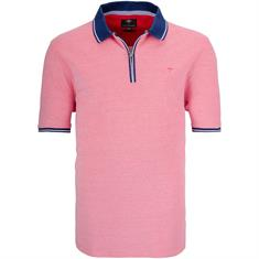 FYNCH-HATTON Poloshirt 4XL - 6XL rot