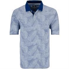 FYNCH HATTON Poloshirt blau