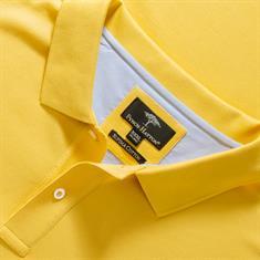 FYNCH-HATTON Poloshirt gelb