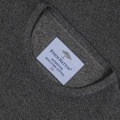 FYNCH HATTON Pullover grau