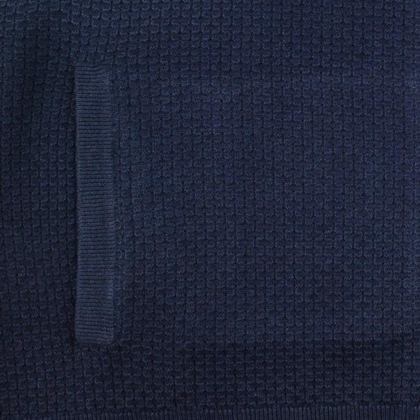 FYNCH-HATTON-Strickjacke blau