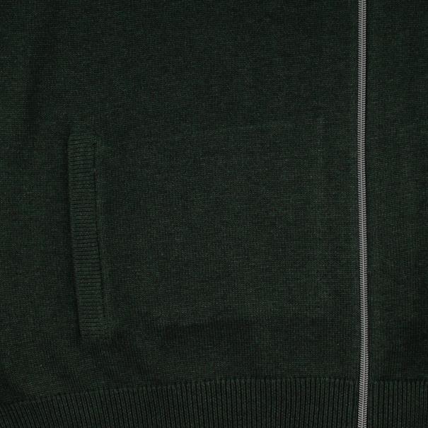 FYNCH-HATTON Strickjacke dunkelgrün