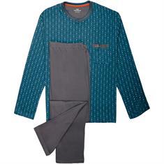 GÖTZBURG Schlafanzug türkis