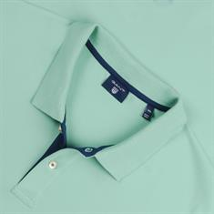 GANT Poloshirt hellgrün