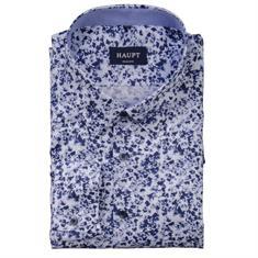 HAUPT Freizeithemd blau