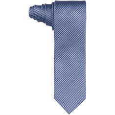 J. PLOENES Krawatte blau-meliert