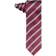 J. PLOENES Krawatte bordeaux