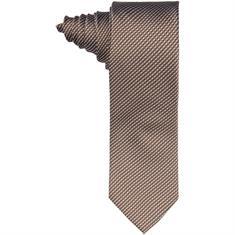 J. PLOENES Krawatte braun-meliert
