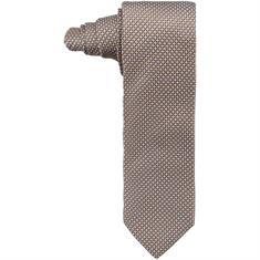 J.PLOENES Krawatte cognac