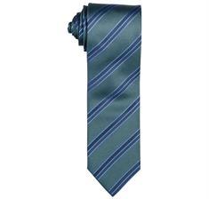 J.PLOENES Krawatte grün
