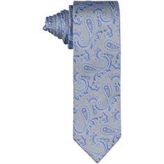 J. PLOENES Krawatte hellblau