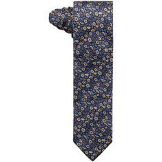 J.PLOENES Krawatte marine