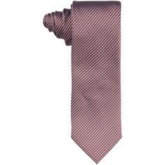J. PLOENES Krawatte rot-meliert