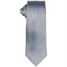 J.PLOENES Krawatte silber
