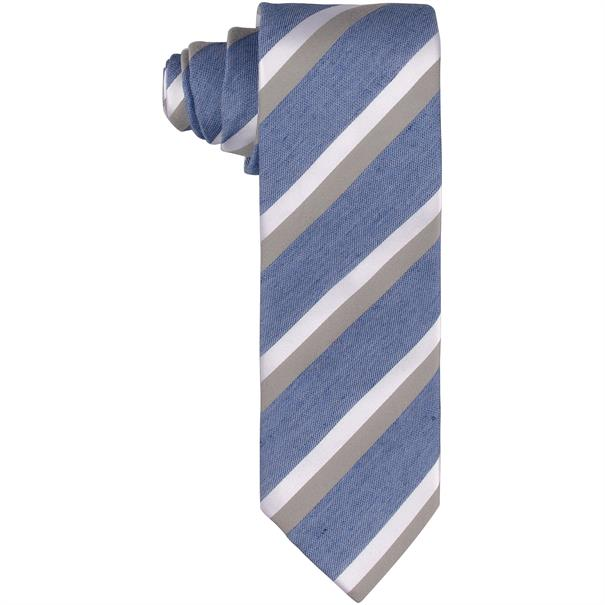 J. PLOENES Krawatte silber