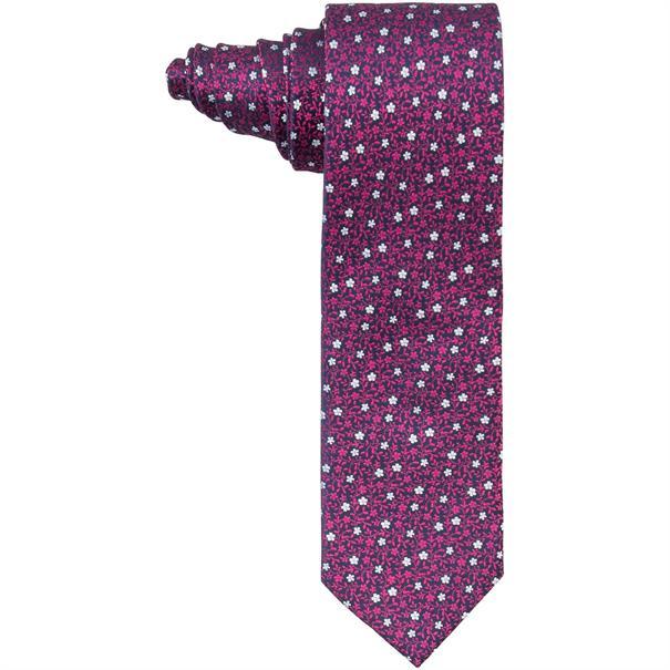 J.PLOENES Krawatte violett